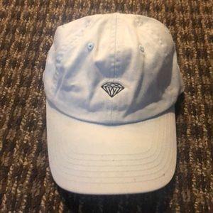 Diamond Supply Co. Brilliant blue hat